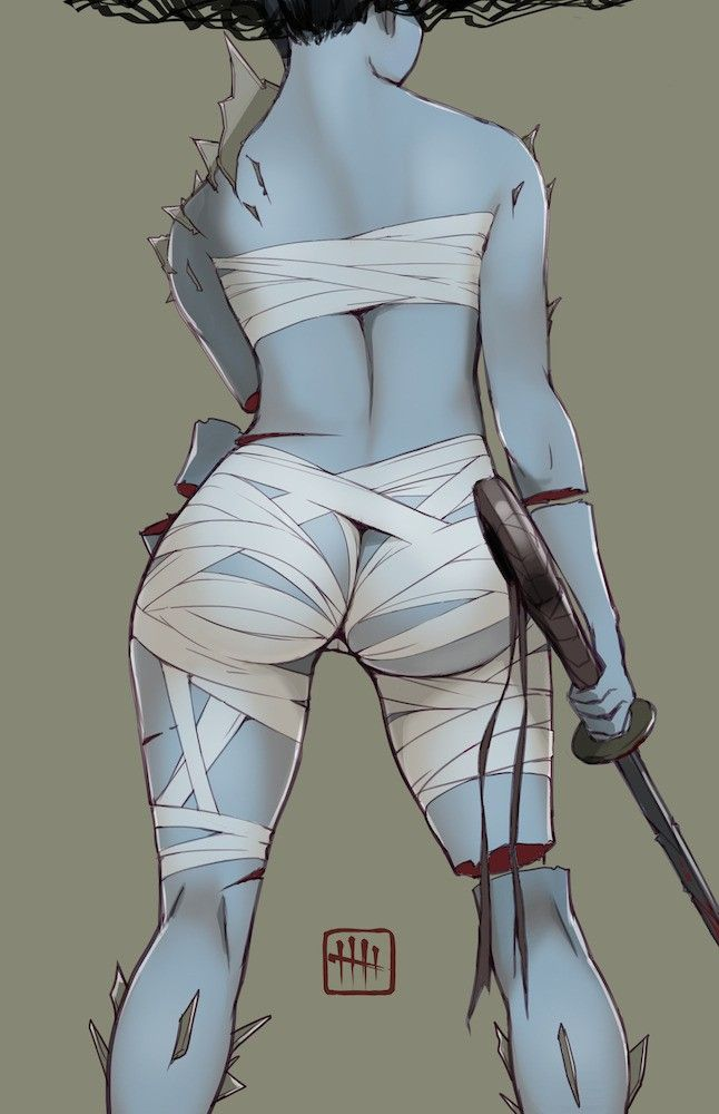 dead by daylight trapper buff Naked avatar the last airbender
