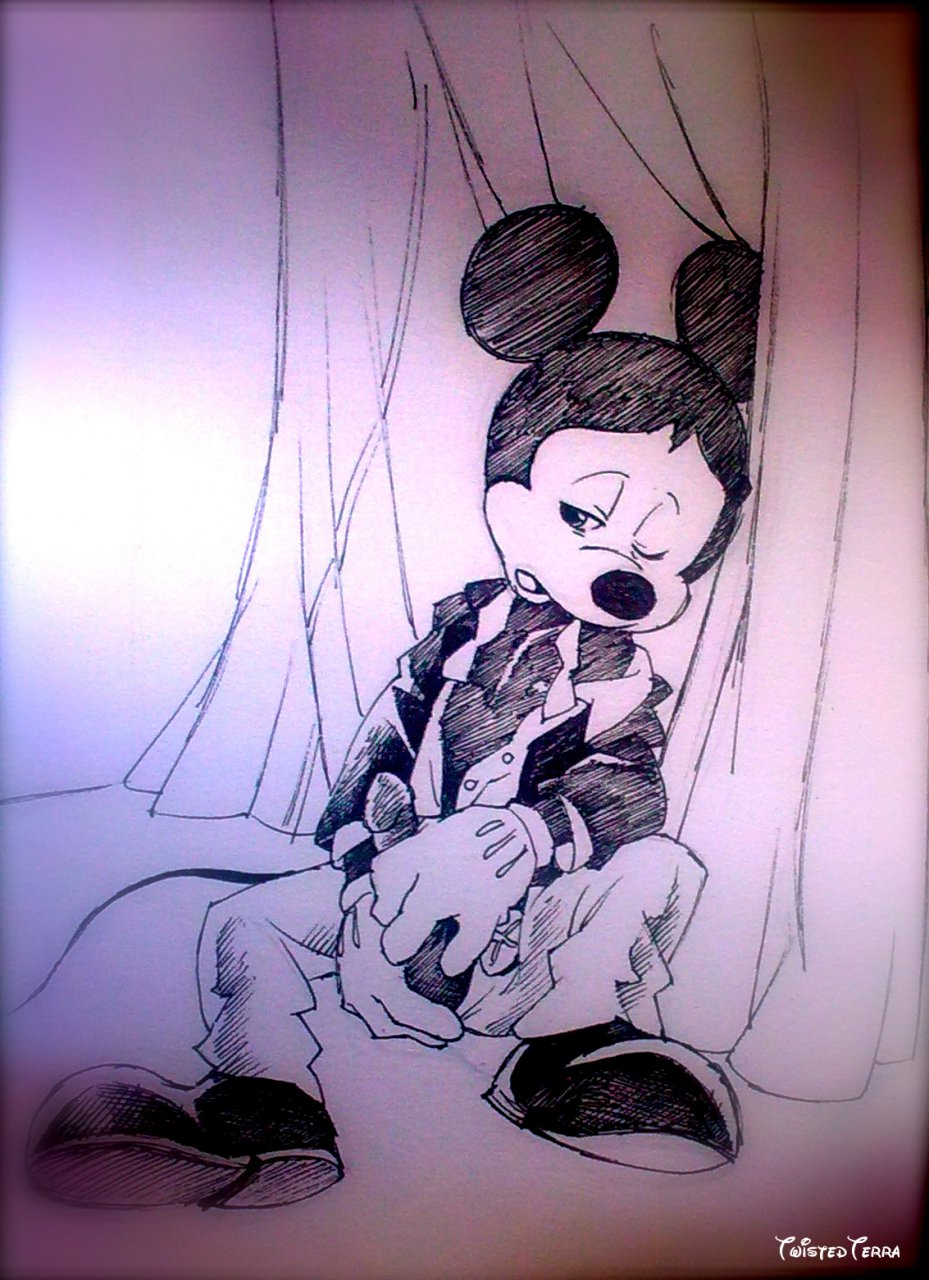 from pete mickey a is cat mouse Anime girl pants fall down