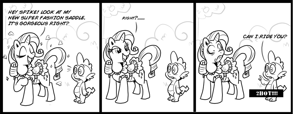 and rarity spike fanfiction mlp Five nights at freddy's 2 animation