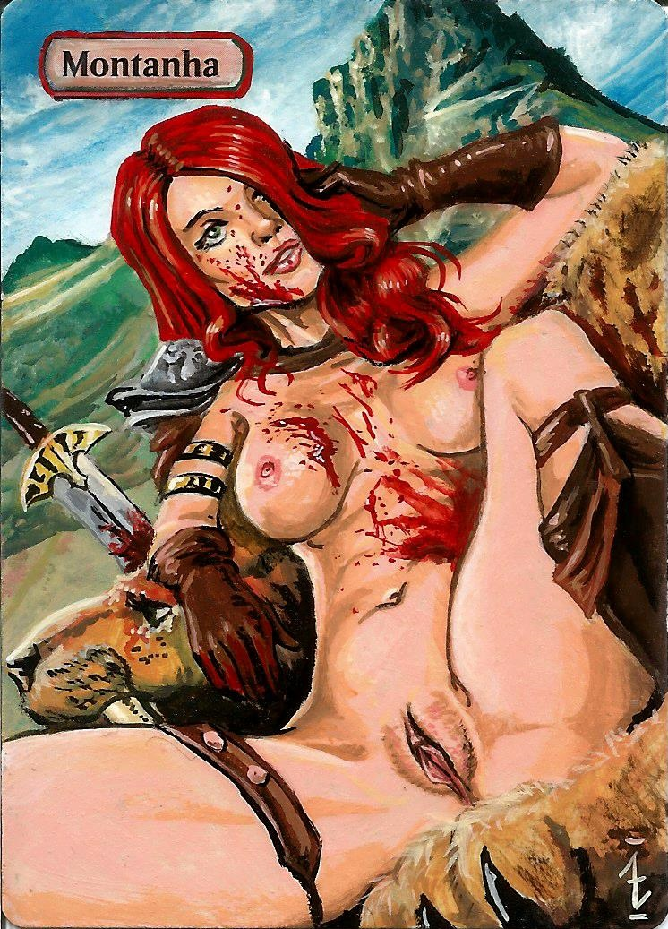 vs red red sonja monika Is yoshi male or female