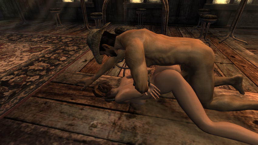 mod nude 4 fallout glorious Last of us ellie anal