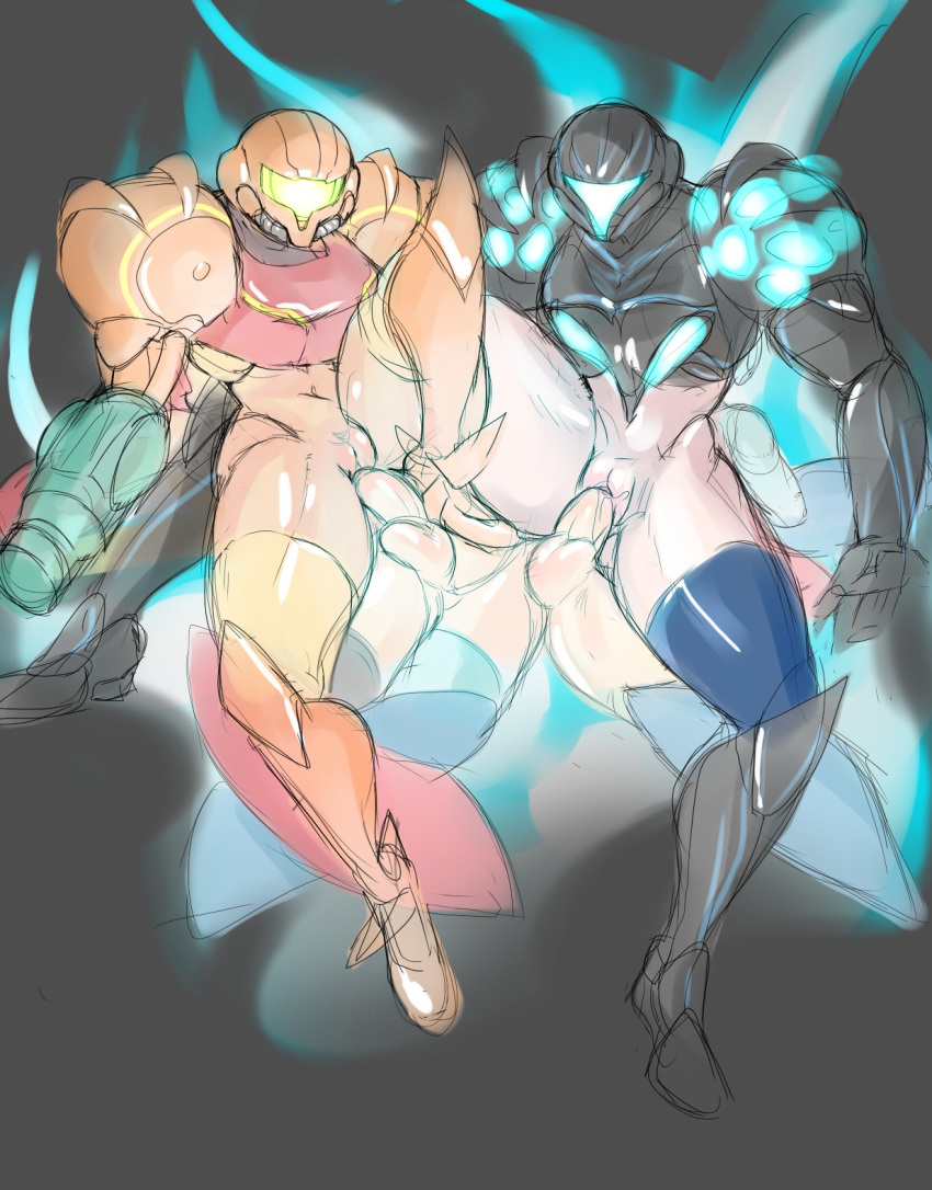 fallout armor power 4 metroid One punch man mosquito girl