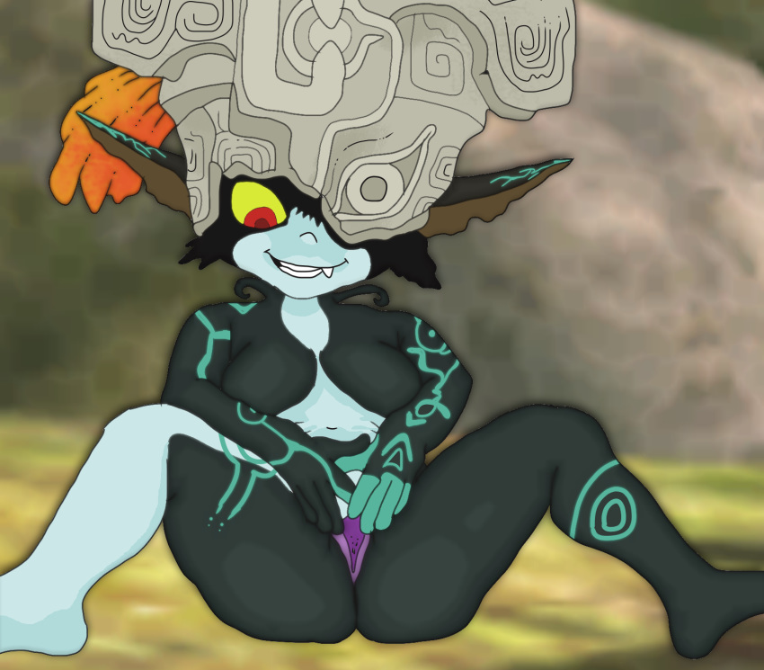 form midna true I'll have you know that there's no pussieeee