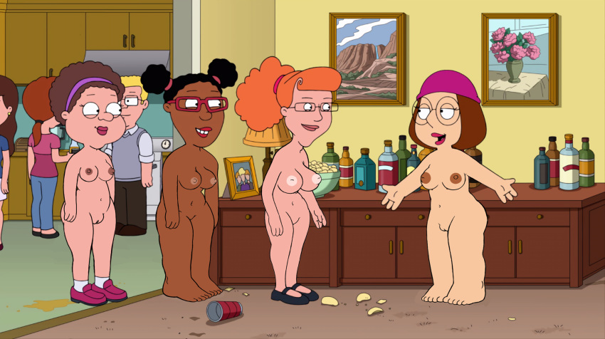 naked guy lois family off of Elana the champion of lust