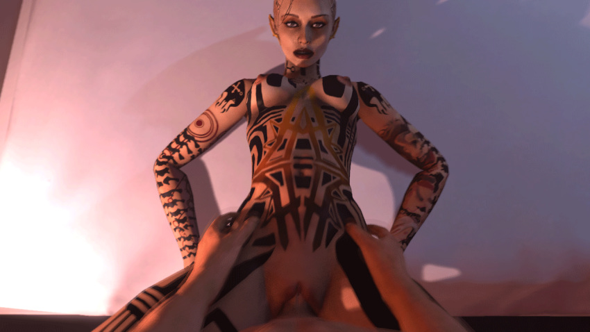 on male futa mass effect Dancer of the boreal valley butt